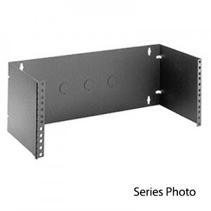 Hinged Patch Panel Bracket, 7 x 5 inch