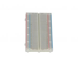 Bud Breadboard and Jumper Cables - Another Digi-Key Geek moment