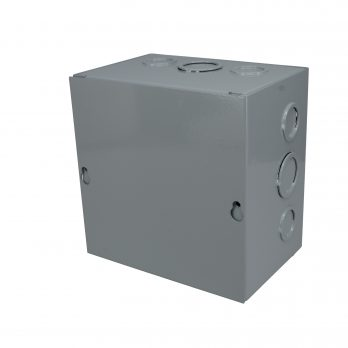 Hinged Junction Box with Knockouts JB-3955-KO