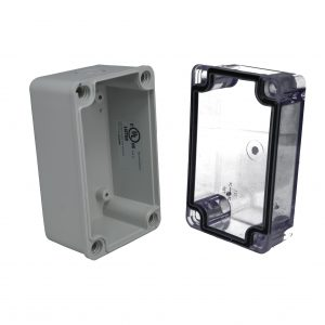 Bud's New PTK IP/NEMA Rated Enclosure Series is a Knockout!