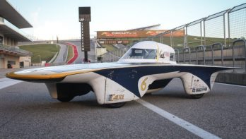 zephyr electric race car