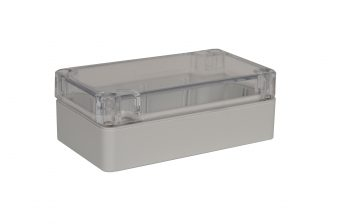 NEMA Box with Clear Cover PN-1321-C