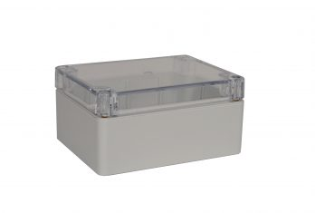 NEMA Box with Clear Cover PN-1323-C