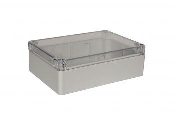 NEMA Box with Clear Cover PN-1324-C