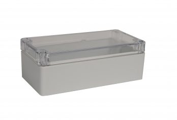 NEMA Box with Clear Cover PN-1332-C