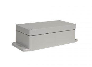 NEMA Box with Mounting Brackets PN-1332-MB