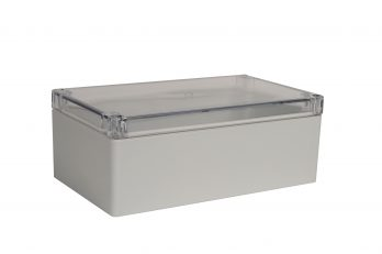 NEMA Box with Clear Cover PN-1334-C