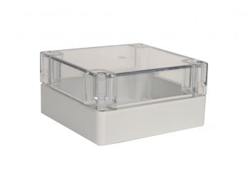 NEMA Box with Clear Cover PN-1336-C