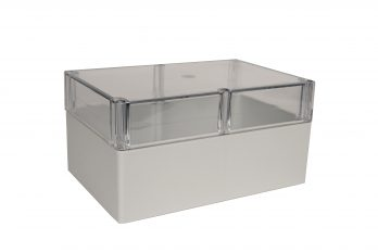 NEMA Box with Clear Cover PN-1341-C