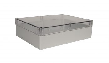 NEMA Box with Clear Cover PN-1342-C