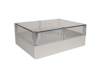 NEMA Box with Clear Cover PN-1343-C