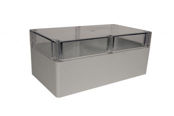 NEMA Box with Clear Cover PN-1344-C