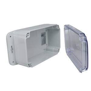 New IP68 NEMA 6P Plastic Boxes from Bud Industries