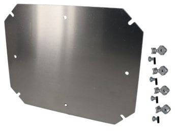 DPX-287124 - Kit-Floating Internal Mounting Panels For DPH/S  28712