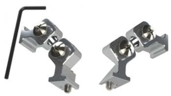 Hinge and panel suspension kit for DPH/S series