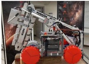 Bud's NBE Plastic NEMA Enclosure Part of NASA Contest